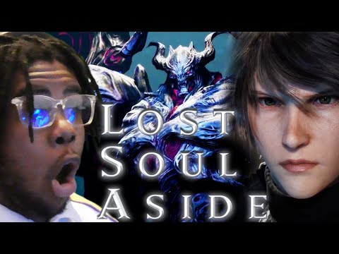 (New) This game is looking wild!! | lost soul aside reaction