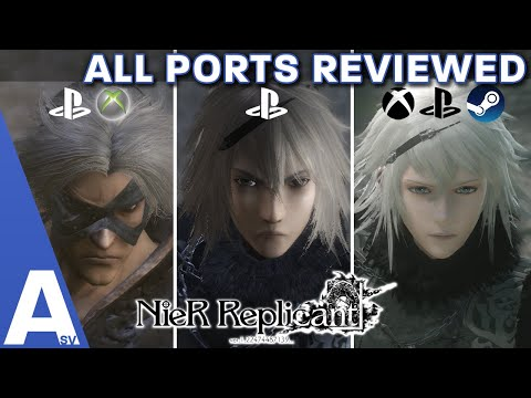 (New) Which version of nier replicant should you play? - all ports reviewed e compared