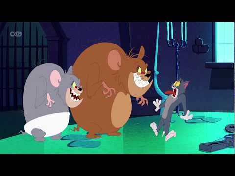 (New) The tom and jerry show - hyde and shriek