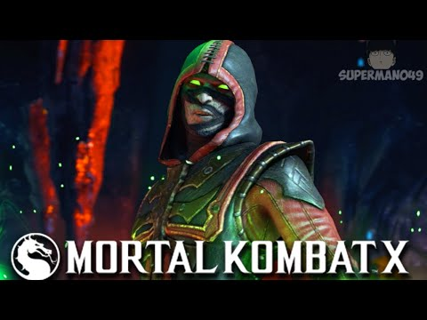 (New) Brutality hunting with ermac! - mortal kombat x: ermac gameplay