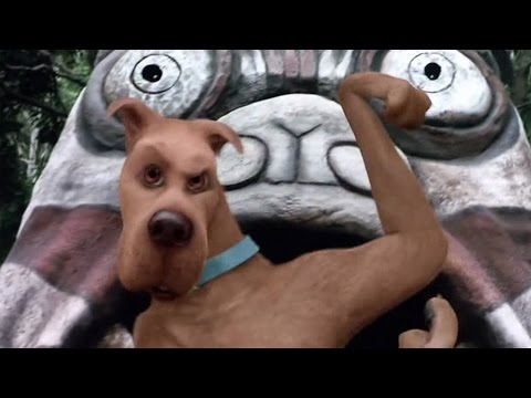 (HD) Scooby-doo (the movie) but with only scooby-doo