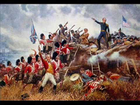 (New) Battle of new orleans, in 1814