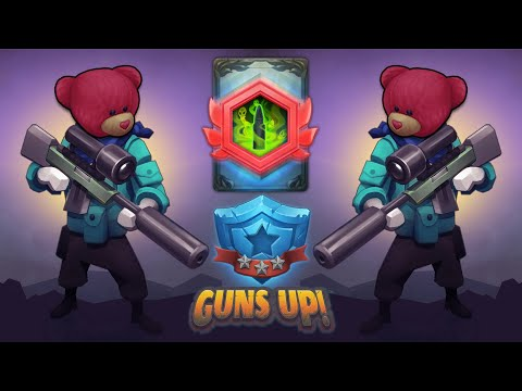 (New) Guns up! - silent wave 2320, only sharpshooters with poison bullets!
