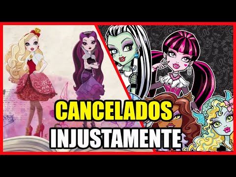 (New) Os verdadeiros motivos do fim de monster high e ever after high!!!