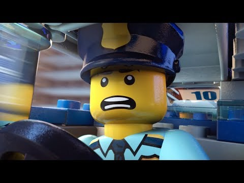 (HD) Lego city police films e mini movies 2018 compilation | fun animation videos for kids