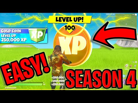 (New) How to get to tier 100 in under 48 hours! (easy!) unlimited xp glitch - chapter 2 season 4