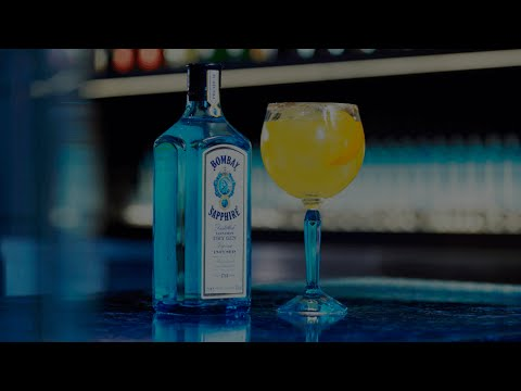 (New) Queen bee - bombay sapphire cocktail