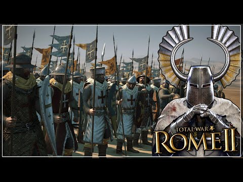 (New) New medieval campaign mod 1100ad - total war rome 2
