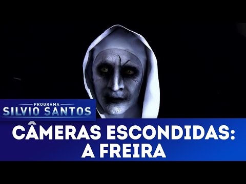(New) A freira - the nun prank | câmeras escondidas (02 09 18)