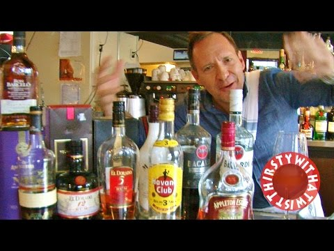 (HD) The best rum cocktails for beginners