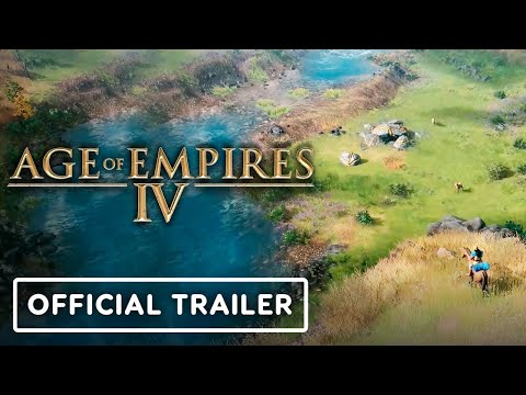 (New) Age of empires 4 - official gameplay trailer