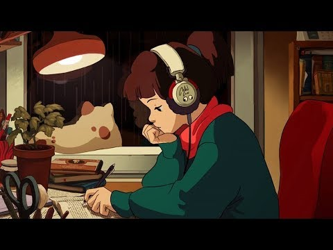 (HD) Lofi hip hop radio - beats to relax study to