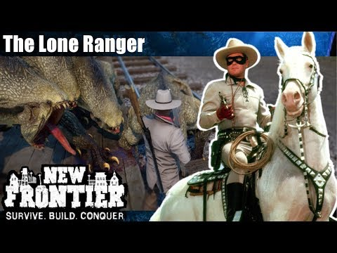 (New) New frontier ~ wild west mmorpg! episode 1 ~ pc gameplay ~ the lone ranger rides again!