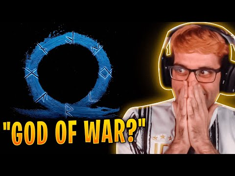 (New) Youtubers reagindo ao novo god of war: ragnarok