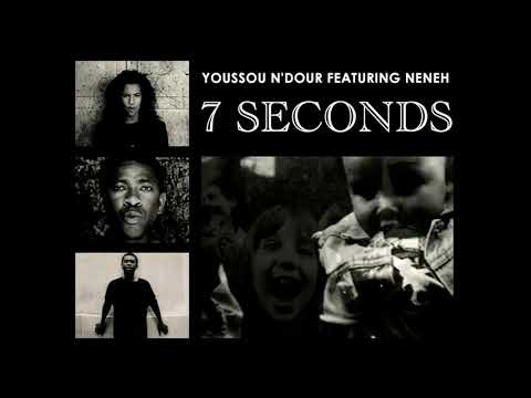 (New) Youssou ndour feat. neneh cherry - 7 seconds (hq)