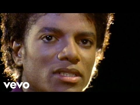 (HD) Michael jackson - shes out of my life (official video)