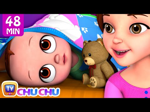 (VFHD Online) Yes yes bedtime song + more chuchu tv 3d baby nursery rhymes and kids songs
