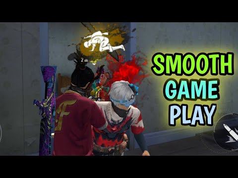 (New) Call me to clear the map freefire smooth gameplay || ft. ankush !!!!