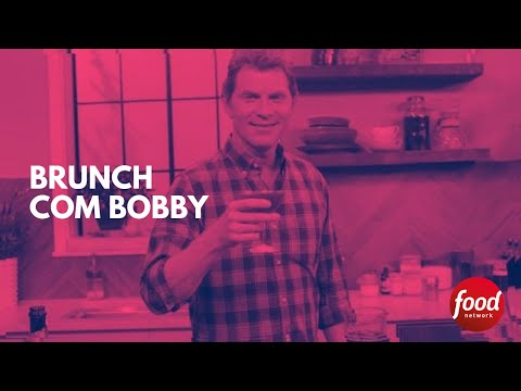 (New) Brunch com bobby | ep1 | food network