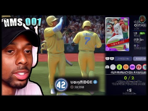 (New) Mlb the show 21 | diamond dynasty no money spent 001! (first win + team creation)