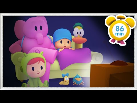 (Ver Filmes) 🍿 pocoyo in english - lazy afternoon [86 min] | full episodes | videos and cartoons for kids