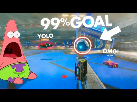 (New) Potato league #104   try not to laugh rocket league memes and funny moments