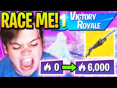 (VFHD Online) Mongraal tries racing pros to champion league e this happened after 15 hours! (season 6)