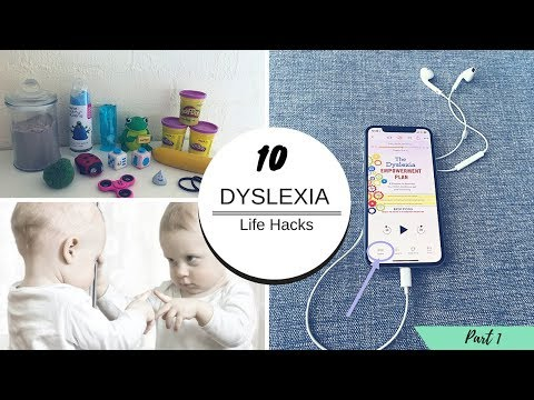(HD) Dyslexia life hacks part 1