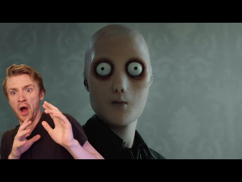 (New) Guest a horror short film reaction