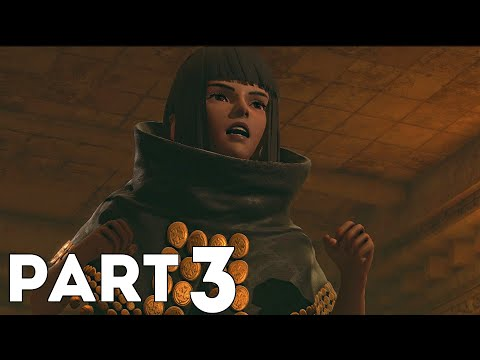 (New) Nier replicant gameplay walkthrough part 3- barren temple e forest of myth (xbox one gameplay)