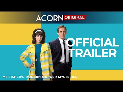 (New) Acorn tv original | ms. fishers modern murder mysteries