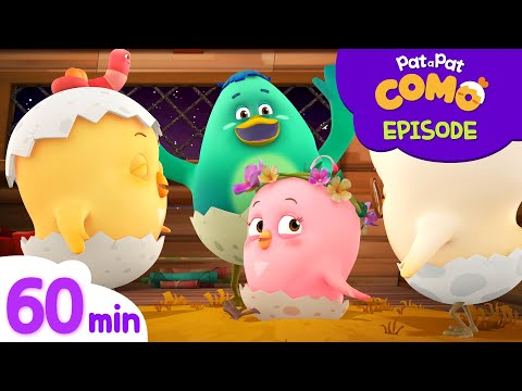 (New) Como kids tv | best episodes 60min | cartoon video for kids