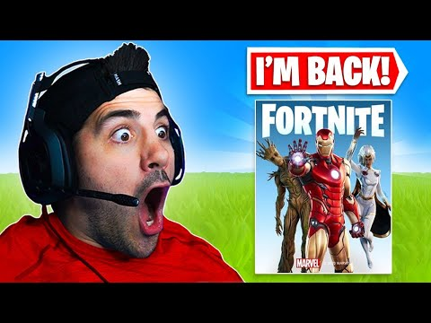 (VFHD Online) Going back to fortnite! 😯