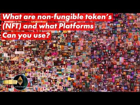 (New) What are non-fungible tokens (nft)? the new cryptocurrency art selling millions