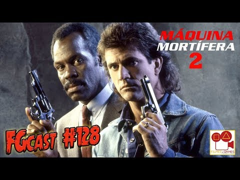(HD) Máquina mortífera 2 (lethal weapon 2 , 1989) - fgcast#128