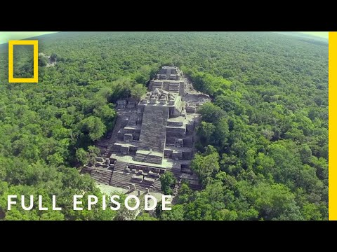 (HD) Lost world of the maya (full episode)   national geographic