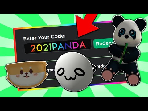 (New) All 2021 *3 new codes!* all roblox promo codes for free hats and robux! (january 2021)