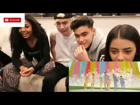 (Ver Filmes) Now united reacts on bts song dynamite