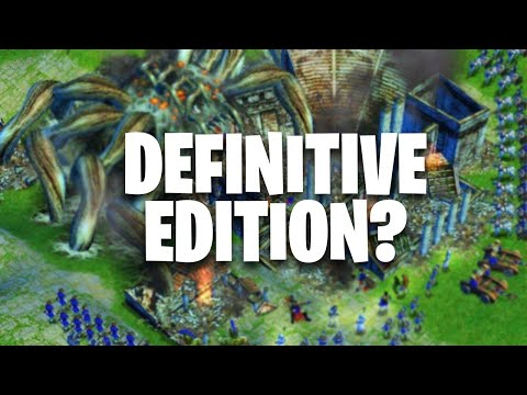 (New) Age of mythology: definitive edition - is it coming soon?