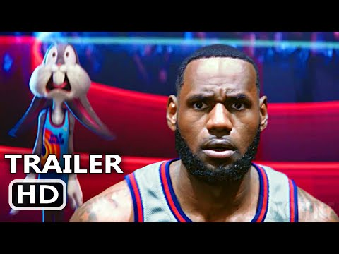 (New) Space jam 2 official trailer teaser (2021) lebron james , bugs bunny movie hd
