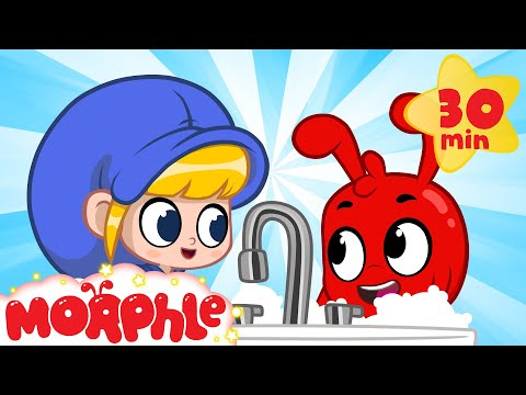 (Ver Filmes) The bubble song - mila and morphle | brand new | cartoons for kids | my magic pet morphle