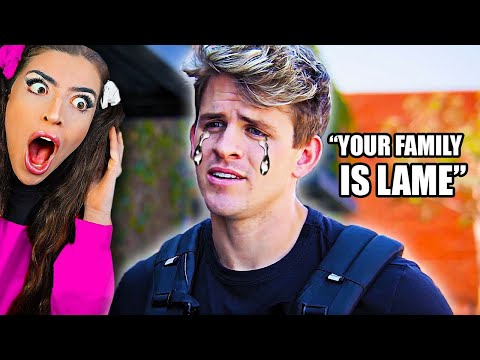 (New) Mean girls shame this youtuber.. w  cole labrant