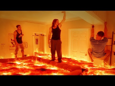 (New) The floor is lava
