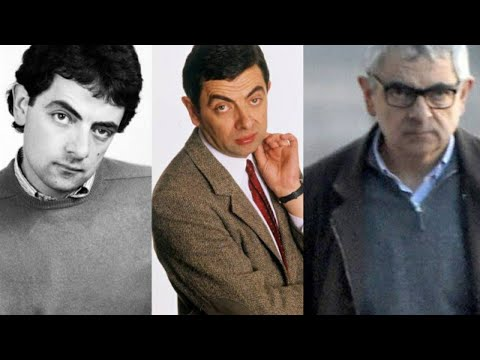 (Ver Filmes) Mr bean(transformation of rowan atkinson)then and now (2020)