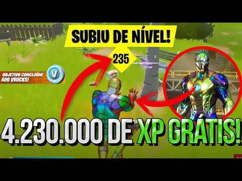 (New) Como subir de nível rápido no fortnite - xp fortnite - como completar todos os 63 murais punchcards