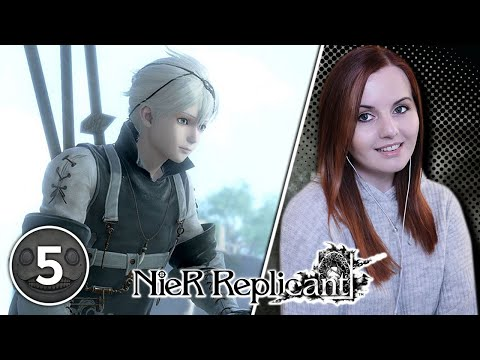(New) Forest of myth - nier replicant ps5 gameplay part 5