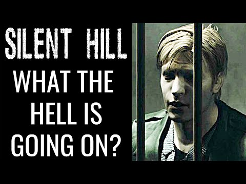 (New) What the hell is going on with the new silent hill game?