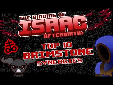 (Ver Filmes) Top 10 brimstone synergies! [binding of isaac: afterbirth+]