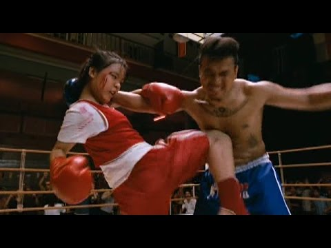 (HD) Tribute to sasisa jindamanee    cute little girl, muay thai fighter and talented actress