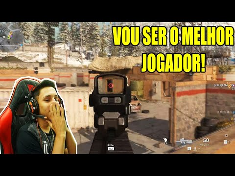 (HD) Nobru jogando call of duty: warzone | [hd]